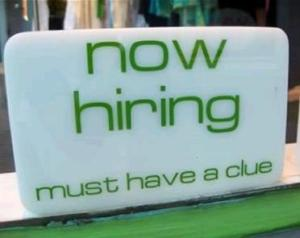 job now hiring