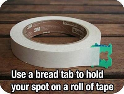 bread tabs