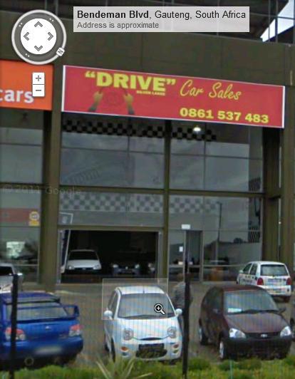 drive car sales bendeman blvd