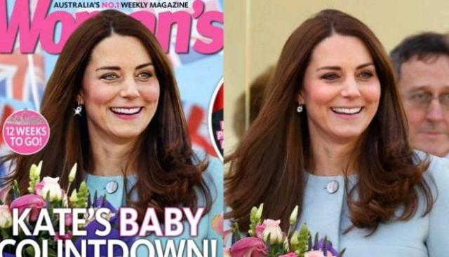 kate middleton photoshopped