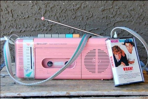 80's cassettes